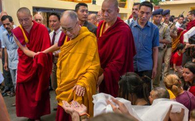 The Dalai Lama Teaches Us To Be Mature