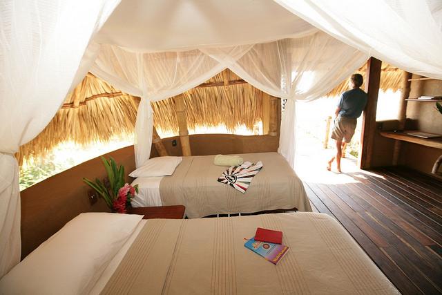 Playa Viva Lodging