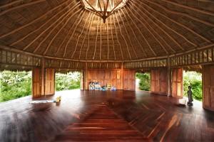Yoga-pavilion